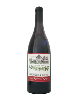 2014 Rockwood Rouge - Case